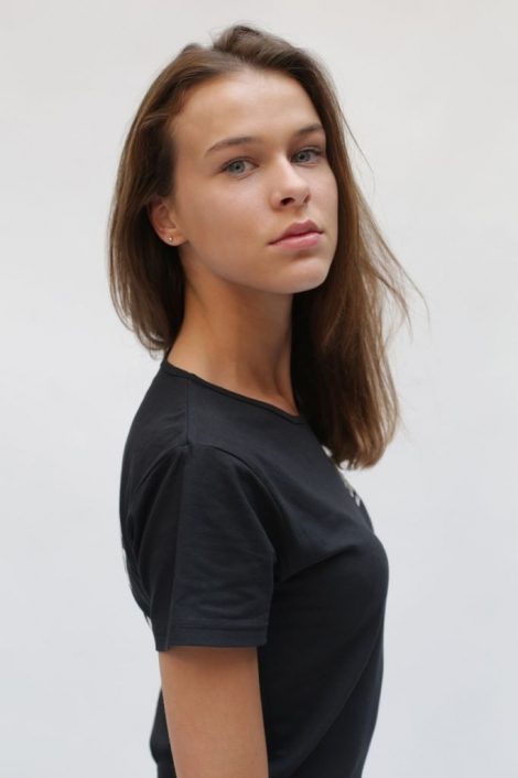 Camille, future mannequin originaire de Metz-Tessy ? Elite Model Look 2014