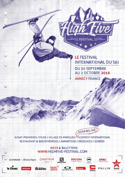 High Five Festival : Sosh Big Air, l'évènement de ski freestyle inédit !