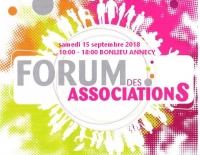 Forum des Associations Annecy 2018