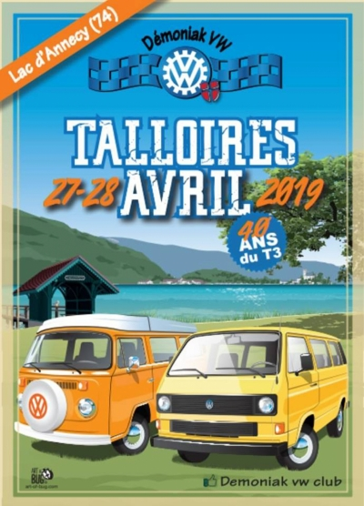 Meeting Cox 2019 à Talloires !