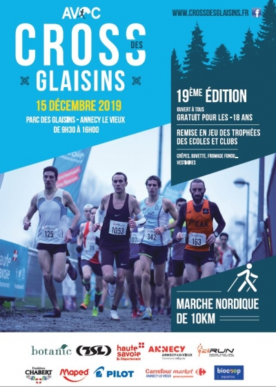 Cross des Glaisins 2019