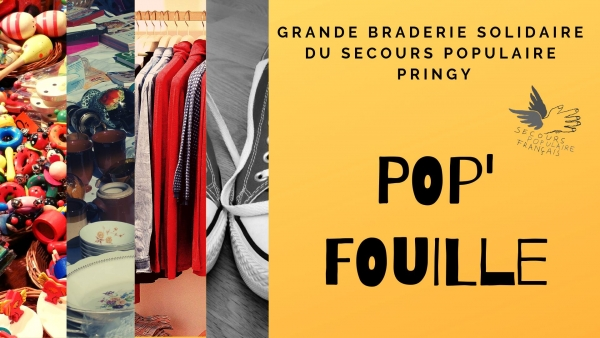 Pop'Fouille Pringy