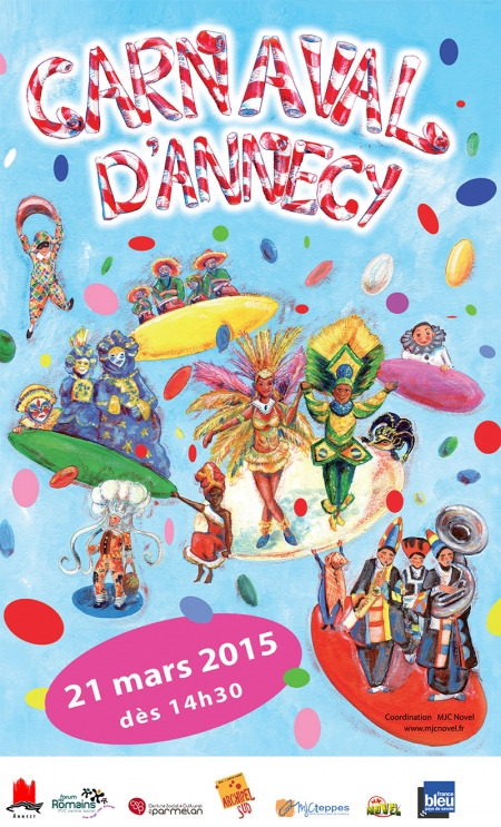 Carnaval d'Annecy 2015