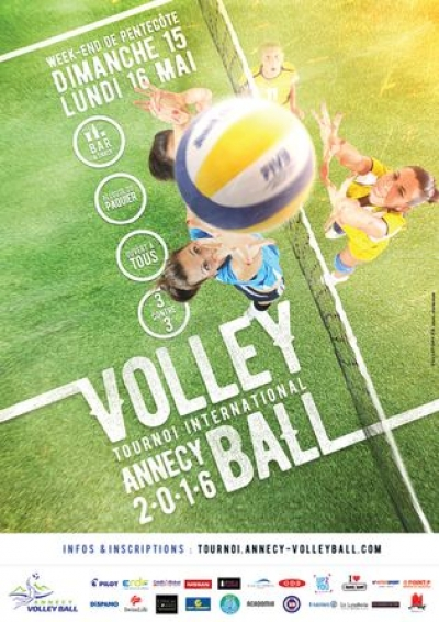 Tournoi international de volley-ball de Pentecôte