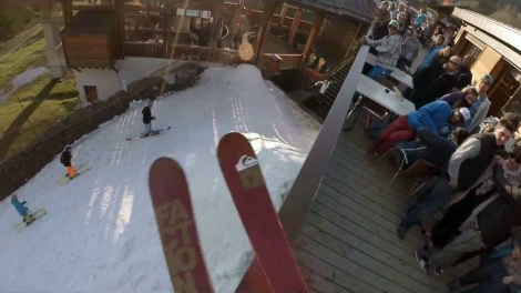 Candide Thovex, One of those days 2