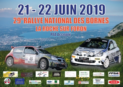 Rallye National des Bornes 2019