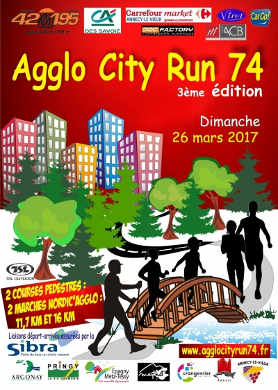 Agglo City Run 2017