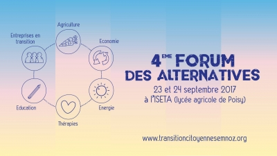 4ème Forum des Alternatives