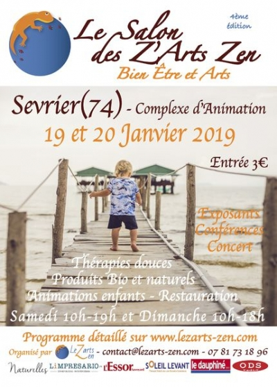 Le Salon des Z'Arts Zen 2019