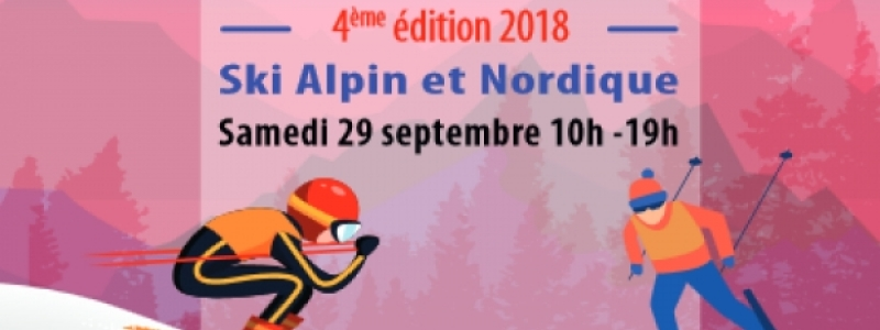Salon Ski Pro Racing 4ème édition